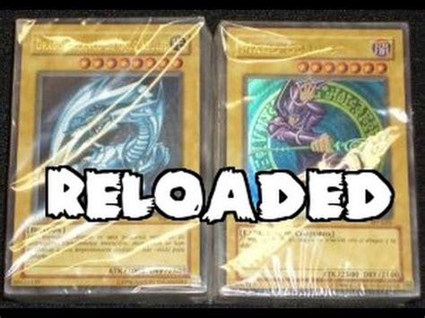 yugi starter deck reloaded starter deck yugi kaiba reloaded 9 18 2013 yugioh news