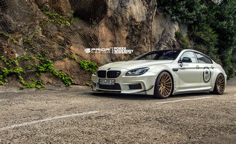 prior design pdxx widebody aerodynamic kit  bmw