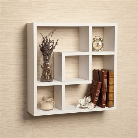 Home Wall Shelves by Top 20 White Floating Shelves For Home Interiors