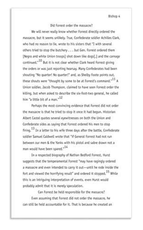 turabian template for a paper chicago style paper