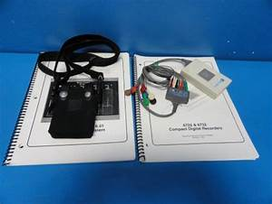 Used SPACELABS Burdick 6732 Compact Holter Monitor For ...