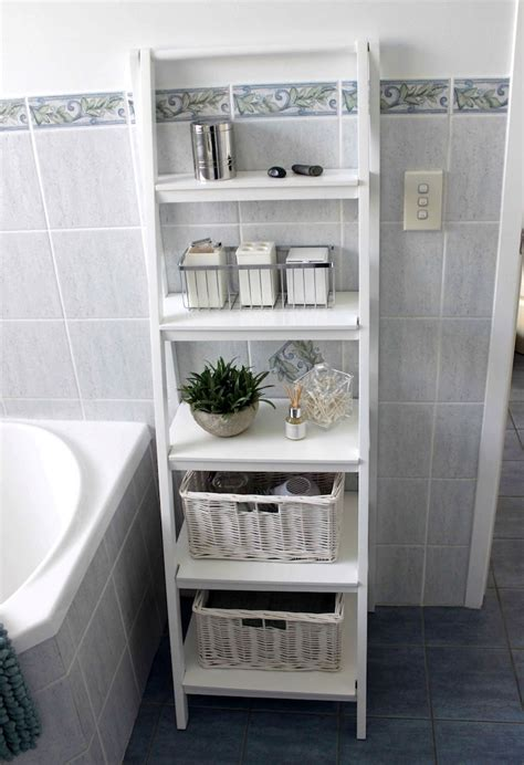 inventive bathroom storage ideas  easy