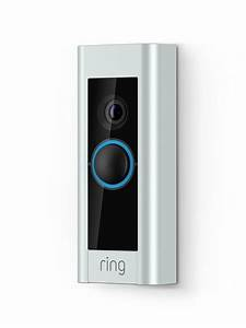Ring Video Doorbell Pro  Works With Alexa  Existing