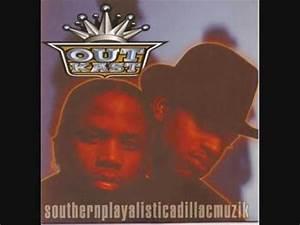 Outkast - Southernplayalisticadillacmuzik - YouTube