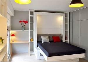 Agencer Une Chambre : agencer une petite chambre modern aatl ~ Zukunftsfamilie.com Idées de Décoration