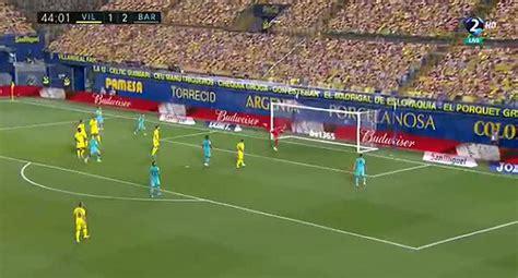 VER, Barcelona vs. Villarreal EN VIVO ONLINE: ¡Una joya ...