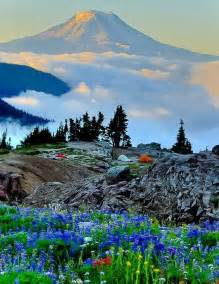 Mount Adams Washington State