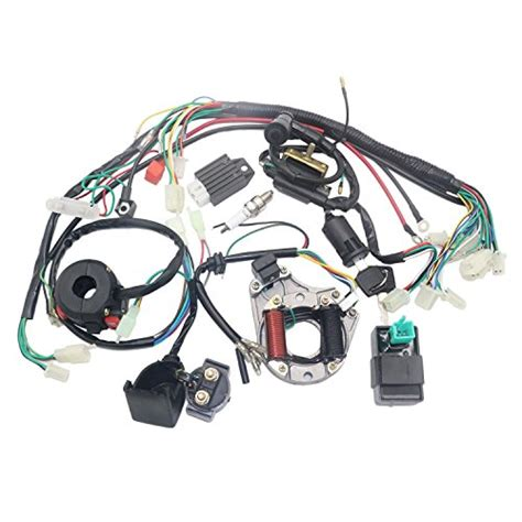 Honda 110 Atv Wiring Harnes For by Best Wiring Harness 50cc October 2019 Top Value