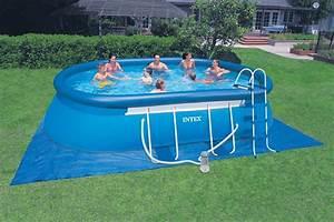 Promo Piscine Hors Sol : la piscine gonflable un choix judicieux pour votre jardin ~ Dailycaller-alerts.com Idées de Décoration