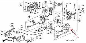 1996 Acura 3 2tl  Driver U0026 39 S Side Door Lock Works With Car