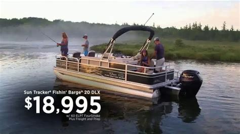 Bass Pro Shop Boats For Sale by Bass Pro Shops Go Outdoors Event And Sale Tv Commercial