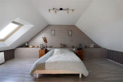 chambres combles aménager des chambres dans les combles perdus