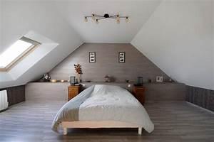 Amenager des chambres dans les combles perdus for Amenager comble en chambre
