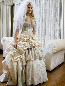 Kroy kim biermann wedding for Kim zolciak wedding dress