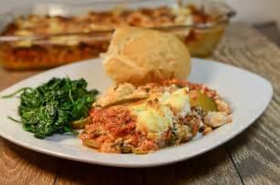 Gluten Free Veggie Lasagna