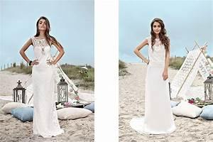 Robes De Mariée Bohème Chic : robe de mari e boh me ~ Nature-et-papiers.com Idées de Décoration