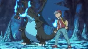 mega charizard x revealed during pokemon origins