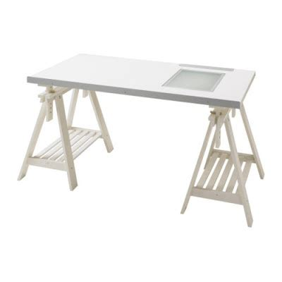 ikea drafting table with lightbox ikea table l dining table