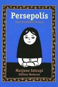 Highlightzone Comic - Persepolis