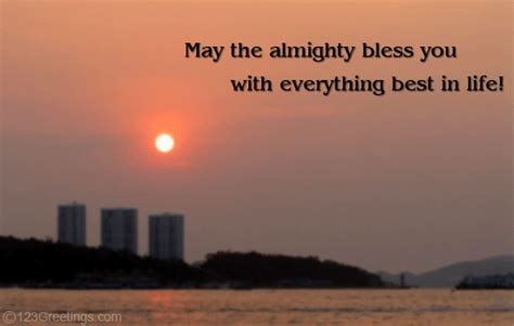 almighty bless   blessing  ecards greeting