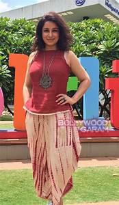 Tisca Chopra attends Bangalore Literature Festival