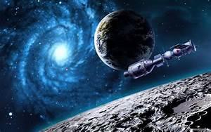 Space Satellite wallpaper - 436818