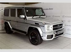 2017 Mercedes Benz G Class G63 AMG Cars for sale in