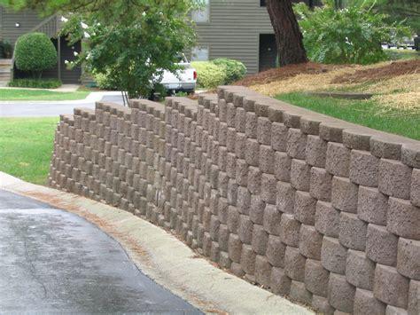 retaining walls design design of retaining walls exles home design ideas
