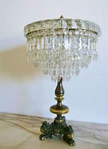 Lampe Mit Kristallen : 8 besten empire bilder auf pinterest imperium bronze und lampen leuchten ~ Orissabook.com Haus und Dekorationen