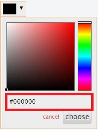 detect changes to spectrum colorpicker codeproject