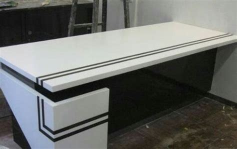 Top In Corian Rectangular Corian Top Center Table Rs 650 Square