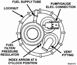Where Is The Fuel Filter On 2005 Dodge Ram 1500 5 7 Hemi