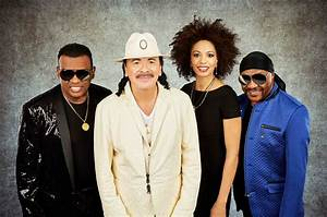 Santana The Isley Brothers Premiere 39 I Remember 39 From