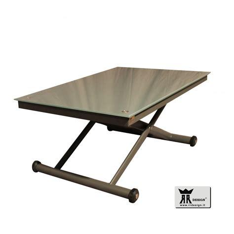 tavoli saliscendi tavolino saliscendi grigio mod ricky della linea rr design