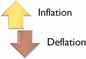 Inflation Und Deflation : difference between inflation and deflation with comparison chart key differences ~ Watch28wear.com Haus und Dekorationen