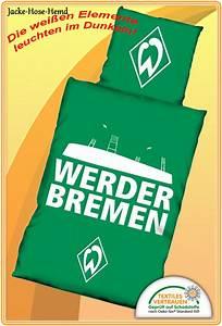 Werder Bremen Bettwäsche : bettw sche sv werder bremen bei uns im online shop g nstig bestellen bzw kaufen ~ A.2002-acura-tl-radio.info Haus und Dekorationen