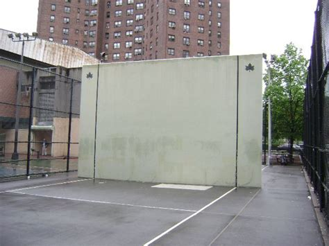 alfred  smith playground nyc parks