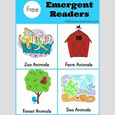 """Printable Emergent Readers Sight Word """"a""""  The Measured Mom"""