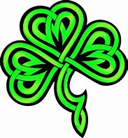 Image result for irish keltic shamrock