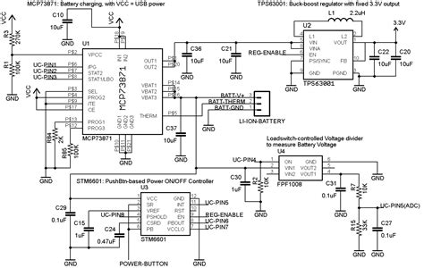 pcb critique of my data logger s power circuit design