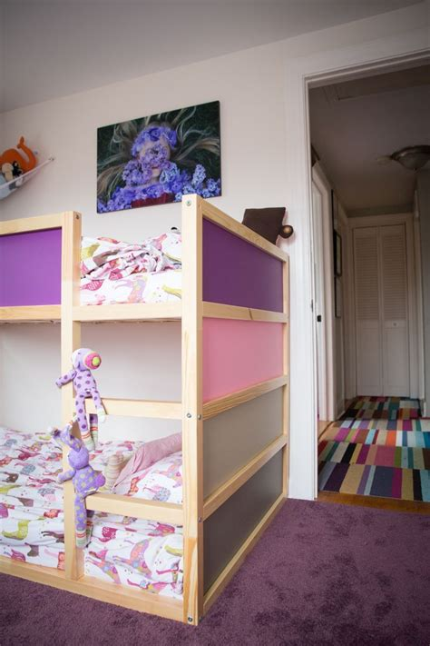 ikea kura hacks kid diys featuring the ikea kura bed