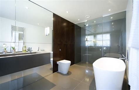 This selection was created in view of: Mirror Wall Bathroom Design Ideas, Photos & Inspiration ...