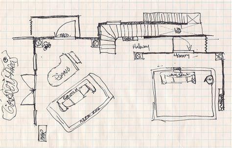 make a floor plan drawings sean malmas