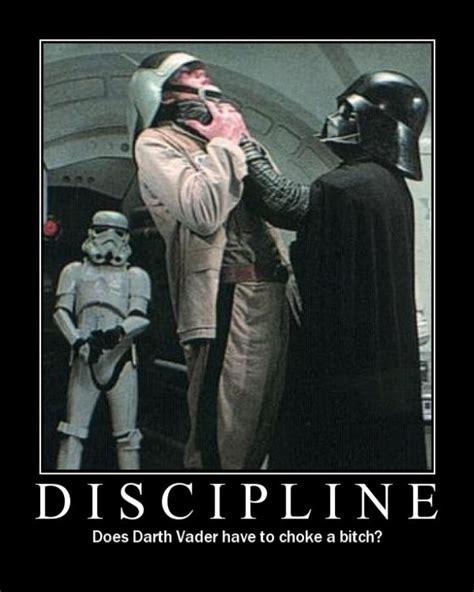 star wars de motivational posters