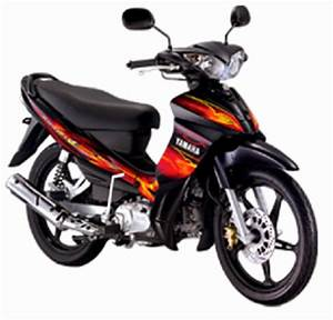 Spesifikasi Sepeda Motor  Yamaha Jupiter Z 2006