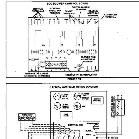 tempstar gas furnace wiring diagram tempstar free engine
