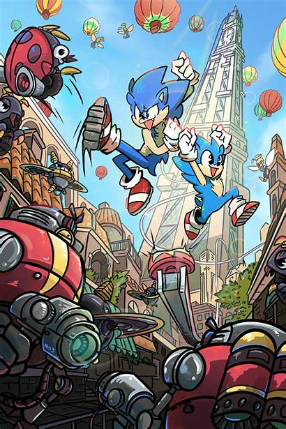 Sonic Cool Fanart Generations Some