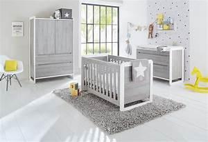 Babyzimmer Weiß Grau : pinolino curve babyzimmer esche grau m bel letz ihr online shop ~ Sanjose-hotels-ca.com Haus und Dekorationen