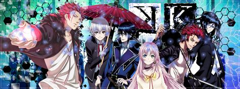 K Project Anime Wallpaper - k project wallpapers hd wallpapersafari