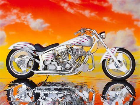 Future Custom Motorcycle